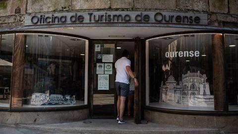 Oficina de turismo del Concello de Ourense