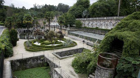 Parque do Pasatempo, en Betanzos.