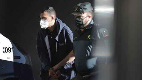 Uno de los detenidos por el crimen de Samuel Luiz