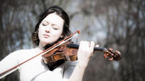 La ucraniana Vladislava Luchenko es una de las intérpretes internacionales que actuará en los conciertos de este año