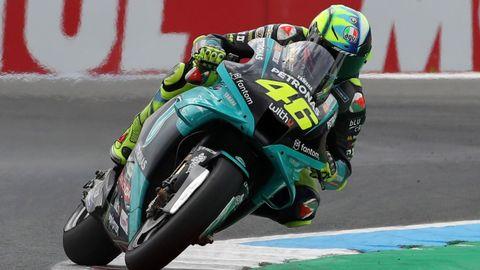 Rossi, el pasado 26 de junio en Holanda