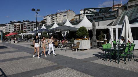 Los conciertos serán en la terraza del centro comercial Ponte Vella