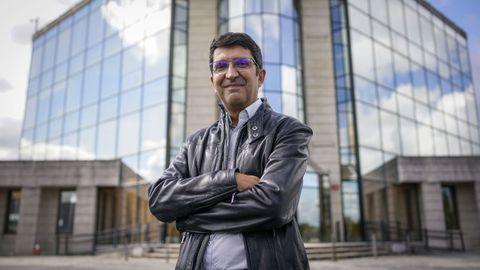 Javier Taibo dirige el Parque Tecnolóxico de Galicia