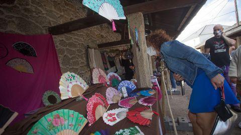 Artesanía e concertos no Festival de Pardiñas deste fin de semana en Parga