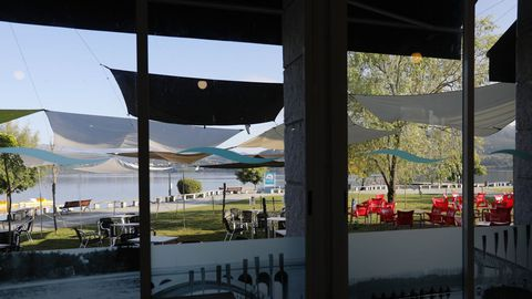 Los conciertos son en la terraza del Parque Náutico de Castrelo
