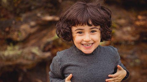 Luis tiene siete años y está diagnosticado con trastorno del espectro autista