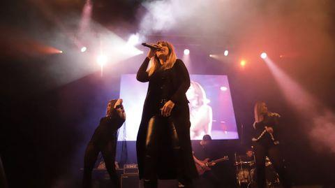 Gisela actuará en Portonovo el miércoles 18