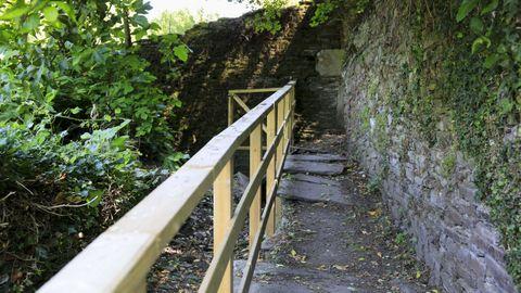 As novas varandas instaladas no Carme