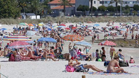 Playa de Baltar. Portonovo. Sanxenxo