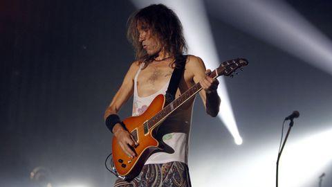 Imagen de archivo de Robe Iniesta en un concierto