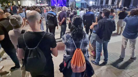 Fiestas de la Peregrina 2021. Concierto de Juan Perro