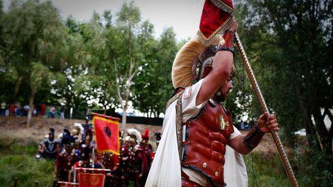 Imagen de archivo de la Festa do Esquecemento de Xinzo
