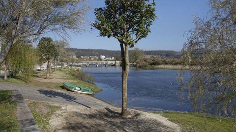 Entorno fluvial de Ponteceso