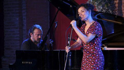 Sheila Blanco, vocalista de Puro Gershwin