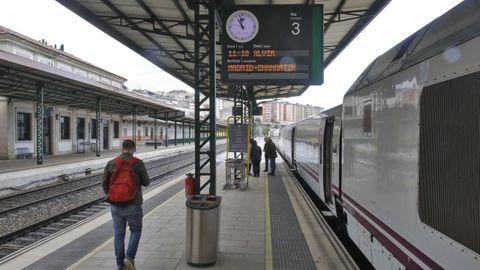 Estación de tren de Lugo