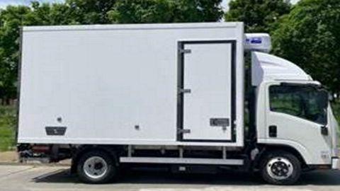 Imagen del camión matadero que recorrerá los pueblos catalanes