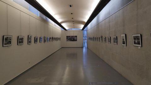 La muestra puede visitarse en la sala de exposiciones del Auditorio Manuel María