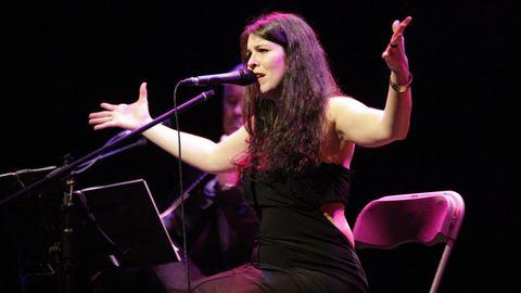 Iria Estévez actuará a las 20.30 en la Praza de la Soidade de Lugo.