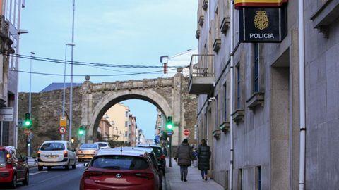 Comisaría de la Policía Nacional de Lugo