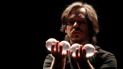 Miguel Muñoz ganó el Premio Mundial de Magia en 2018