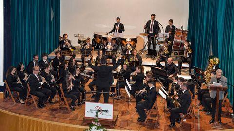 La Banda Municipal de Música de Ribadeo interpretará algunos de los clásicos de la historia cinematográfica