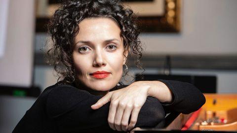 La pianista y cantante Sheila Blanco