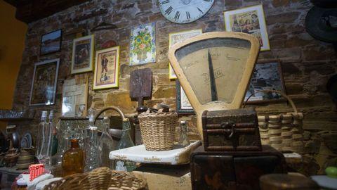 Casa Nicasio fue ferretería y, posteriormente, tienda de ultramarinos