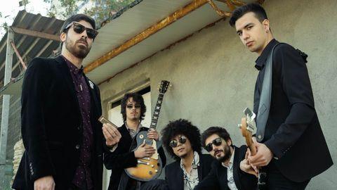 El grupo lucense «Los zorros» actuará en el Clavicémbalo