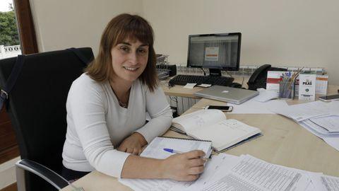 Ana Ermida, alcaldesa de Barreiros