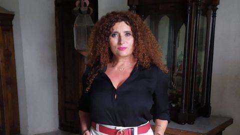 Rosi Costoya, la gerente de la inmobiliaria de Rábade Country Homes