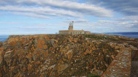 Faro de las Illas Sisargas, en Malpica