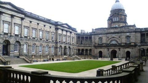 El condenado trabajaba en la Universidad de Edimburgo