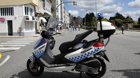 La Policía Local tuvo que atender numerosas llamadas durante la mañana