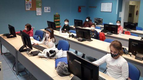 La actividad tendrá lugar en el aula CeMit de Celanova