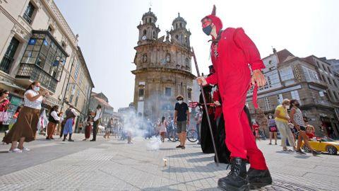 Festa do Demo en Pontevedra