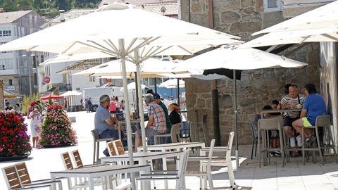 La pasada semana se detectaron siete positivos en una sola jornada en Porto do Son