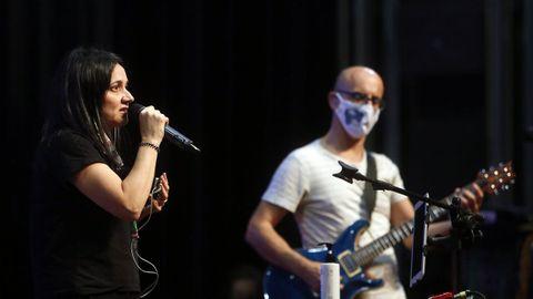 Guadi Galego actuará el 8 de septiembre en las Festas do Portal de Ribadavia