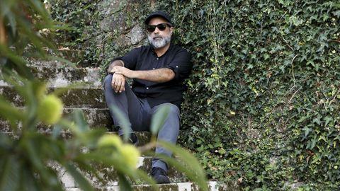 Alfonso Zarauza, director de «Ons»
