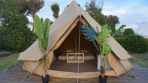 Camping Muiñeira (San Vicente, O Grove)