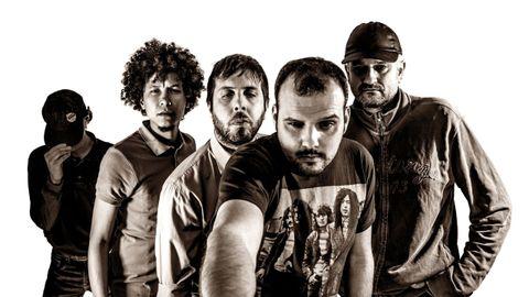 La banda lucense Conducto Coloquio actuará en casa