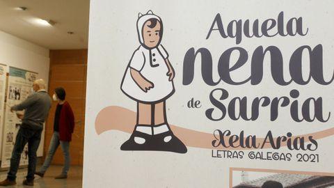 «Aquela nena de Sarria» ya ha recorrido distintos municipios de la provincia