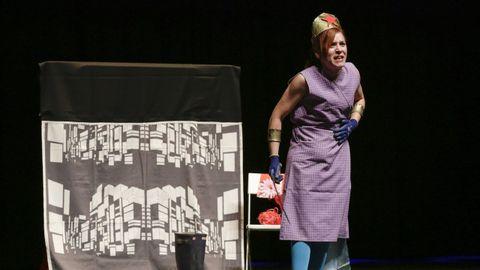 Isabel Risco representará «Bravas» en Cervo