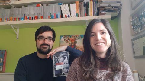 Laura Sandoval y Daniel A. Prendes, del sello asturiano Hoja de Lata