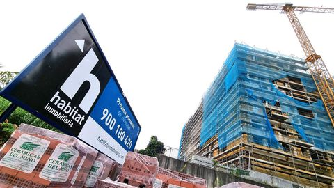 San Roque. Bain Capital proyecta una segunda actuación con Habitat Inmobiliaria.