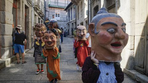 Imagen de archivo de las Festas do Portal