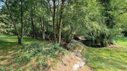 Friol cuenta con numerosas zonas verdes