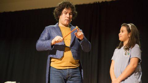 El mago Dani García, presentará el espectáculo «Tin» en Friol