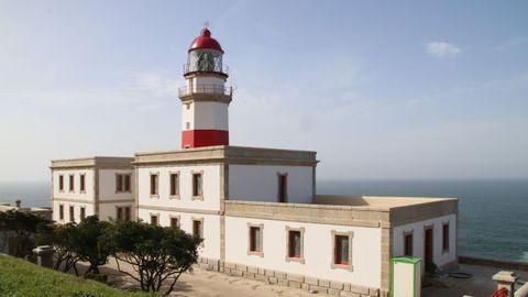 Faro del cabo Silleiro, en Baiona.