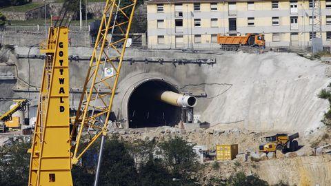 La excavación de túnel supera el 94 %, pero la obra del viaducto aún no ha comenzado