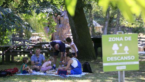 Pícnics en Marcelle Natureza